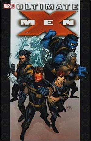 MARVEL Ultimate X-Men Colecção de 9 Livros Capa dura BAIXA DE PREÇO