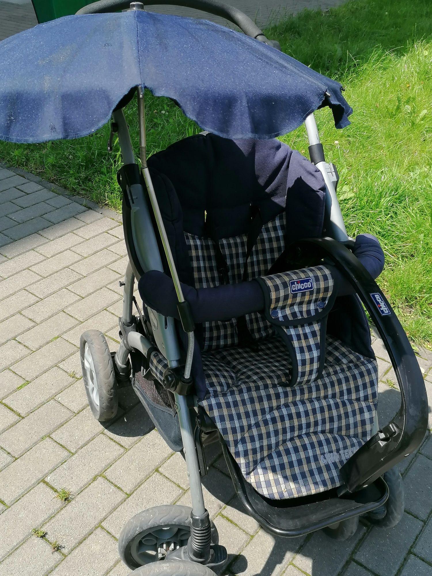 Chicco wózek z parasolką do 15kg
