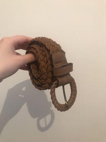 Плетений ремінь
