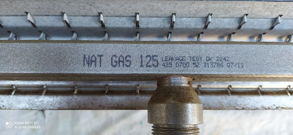 Горелка NAT GAS 125 Imergas з камерою згорання та теплоізоляціеюдо E.C Львов - изображение 1