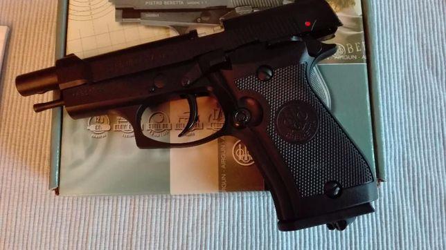 Pistolet wiatrówka Beretta M 84 FS 4.5 mm BlowBack