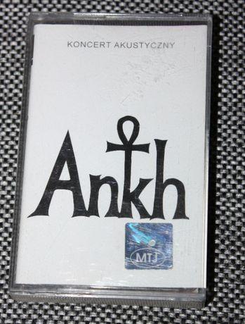Kaseta magnetofonowa Ankh - koncert akustyczny