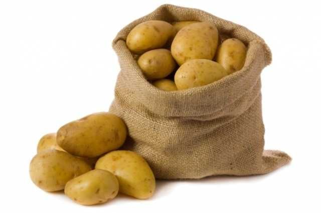 Продам картоплю велику