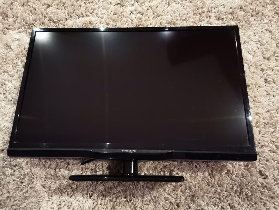 Telewizor LED 24 cale PHILIPS 24PHH4109/88 DVB-T, USB Kłodzko - image 1