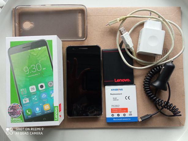 Telefon Smartfon Lenovo C2 Power Motorola 16G Wrocław wymienna bateria