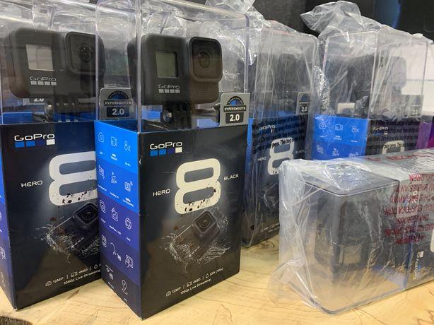 НОВАЯ Экшн камера GoPro hero 8 black гоупро можно открывать