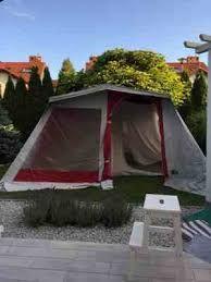 Stelaż stalowy 20 x 1 mm namiotu Malina ZKT Lubawa nowy