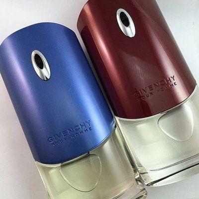 Духи мужские Givenchy Pour Homme и Givnchi Blu Label
