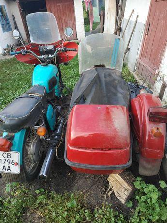 Мотоцикл ИЖ Юпітер 4
