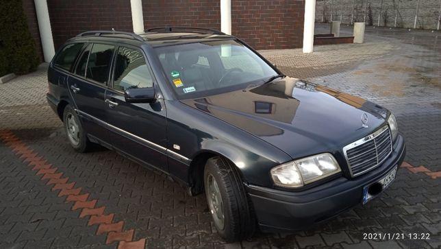 Mercedes W 202 C 180