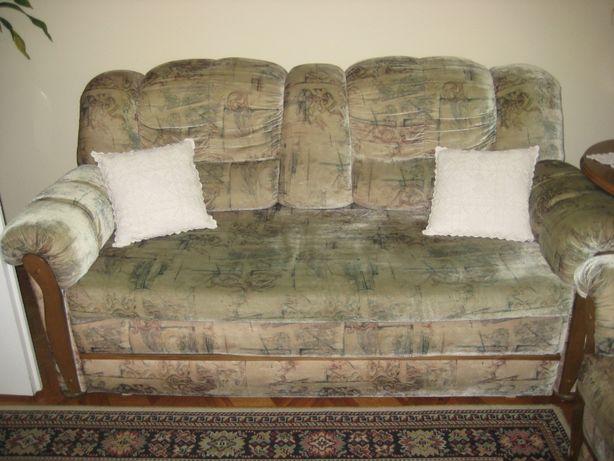 Stylowa sofa z funkcją spania