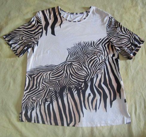 футболка женская -54 размер