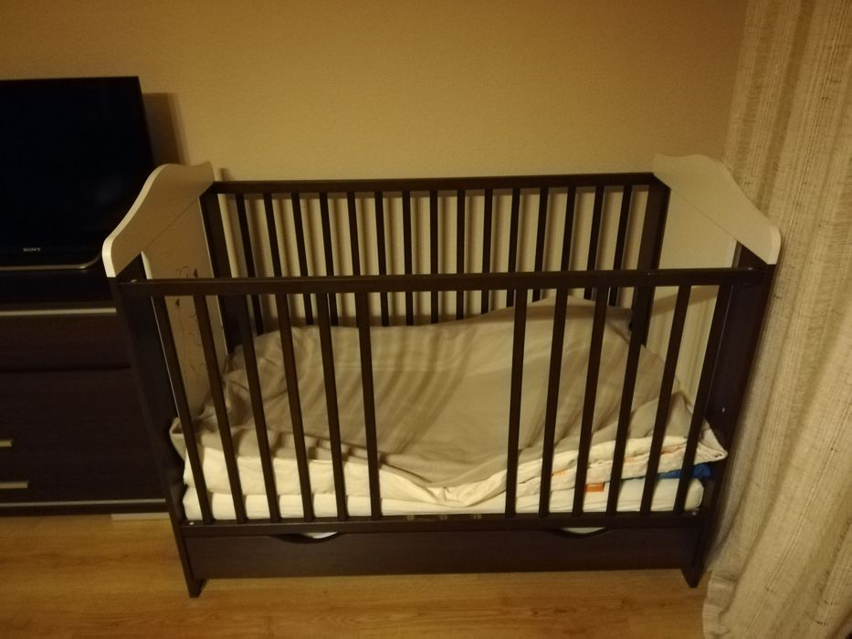 Łóżeczko dla dziecka Parznice - image 1