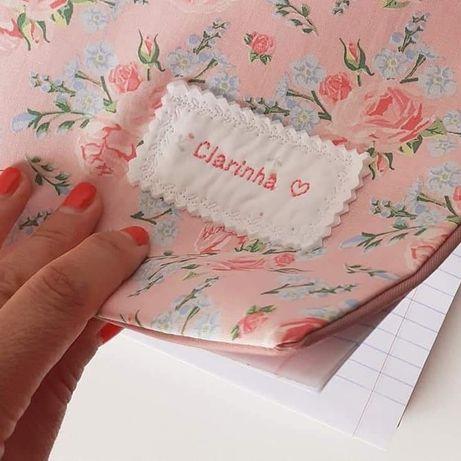 Caderno A4 personalizado