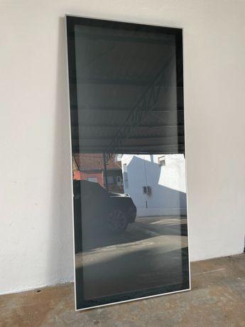 Vendo conjunto portas de vidro