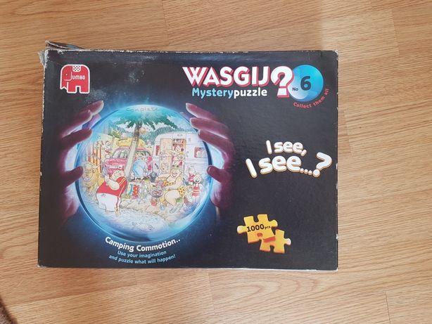 Wasgij Mystery 6