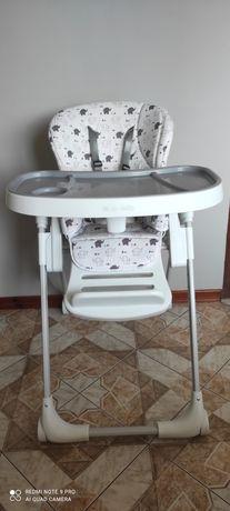 Krzesełko do karmienia Milly Mali w słonie