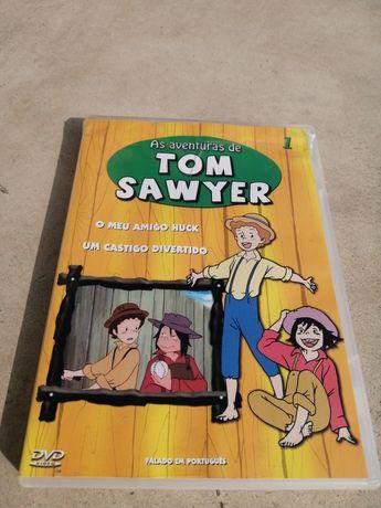 DVD original Tom Sawyer