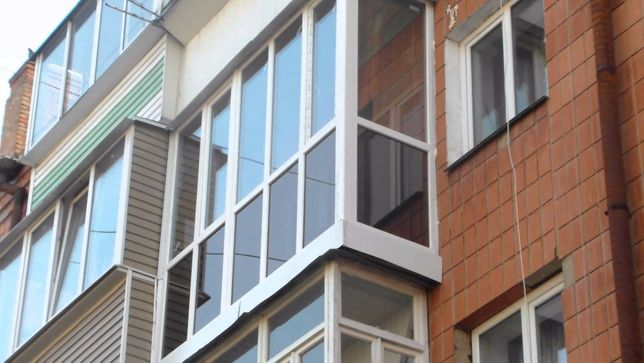 Тонировка балконов, лоджий, окон квартир, окон офисов, стекол зданий
