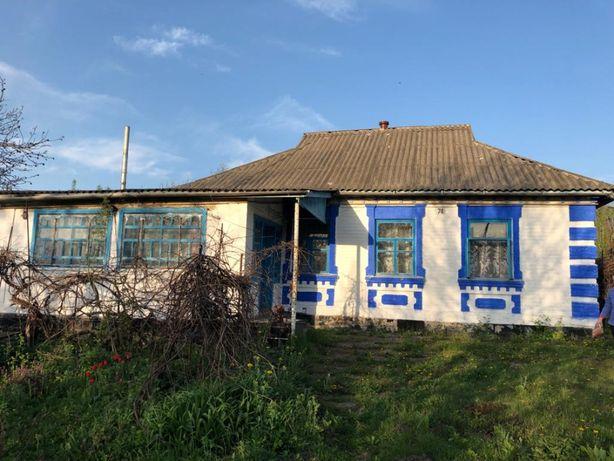 Продається будинок в с. Дибинці, Богуславський р-н, пл. 82 кв. м