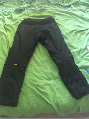 Spodnie na motor, Rebelhorn, trzywarstwowe