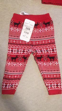 Новогодние штанишки