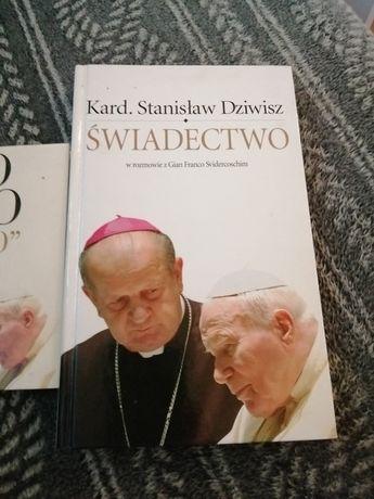 Świadectwo książka cd