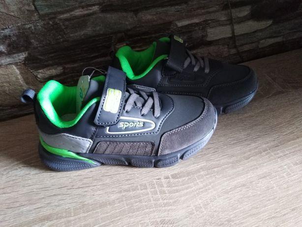 Buty chłopięce nowe