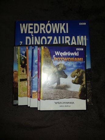 Książka Węd0rówki z Dinozaurami