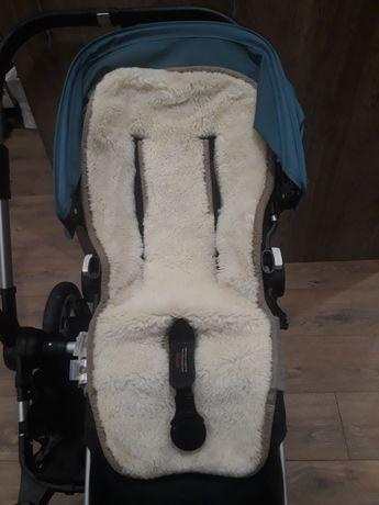 Bugaboo SEAT LINER zimowa wkładka wełniana  do siedziska spacerowego