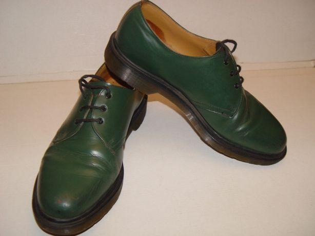 Dr.Martens USA-10;UK-9;EUR-43-28 cm zielone unisex model 1461