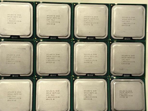 Процессор Intel Core 2 Duo E8400 2x3.0GHz 6Mb cache 1333MHz s775 бу ПК