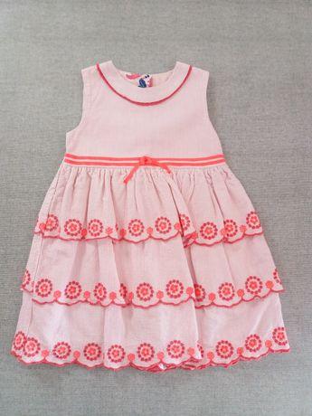 Letnia sukienka r.92