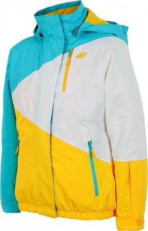 4F Technical Jacket Aquatech Kurtka dla dziewczynki Na narty 152 cm