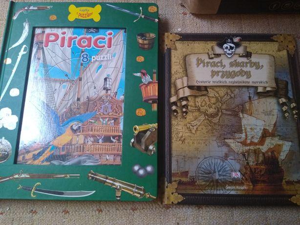 Piraci puzzle Skarby i przygody piraci dzieciaki pytają