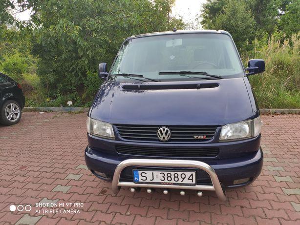 VW Multivan 2.5 TDi 150 KM Stan Bardzo Dobry