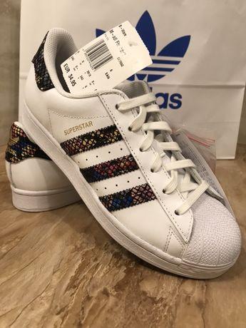 Adidas Superstar Oryginal 39 1/3 Nowe
