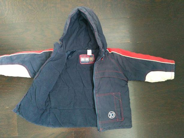 Демисезонная курточка на мальчика 1,5-2 года