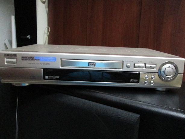DVD AIWA - Modelo XD - DV 370 EZ