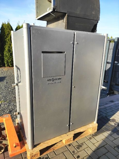 Pompa ciepła powietrzna VIESSMANN Vitocal 300 7KW