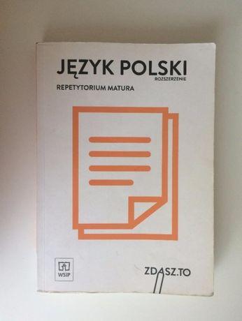 Język polski rozszerzenie repetytorium matura WSiP
