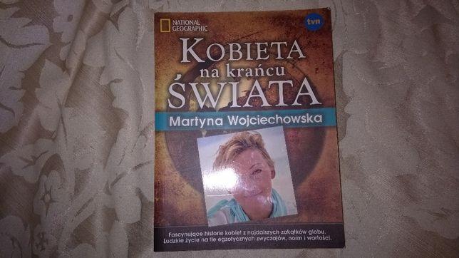 kobieta na krańcu ŚWIATA-Martyna Wojciechowska