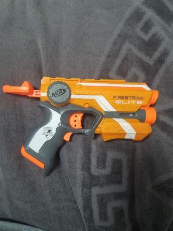 Пистолет Nerf FireStrike Elite