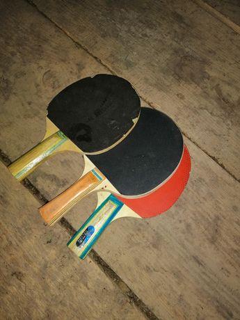 Тенісні ракетки, ціна за всі