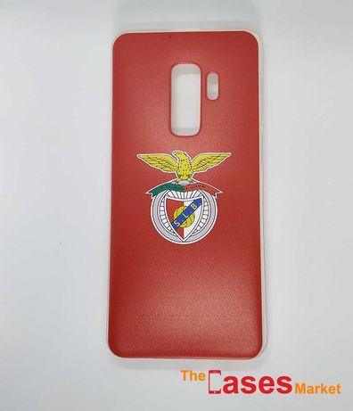 Capa oficial Benfica SLB Samsung S9 PLUS