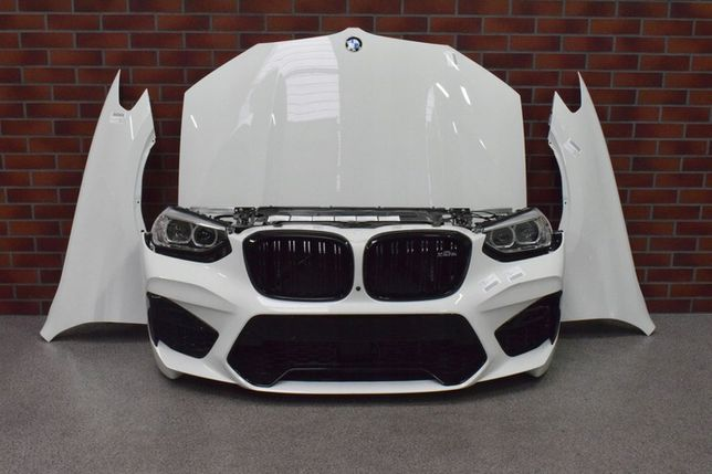 Бампер BMW X3 F25, X4 F26 (F97, F98, C28, G01, G02) (M-Пакет, Sport)!
