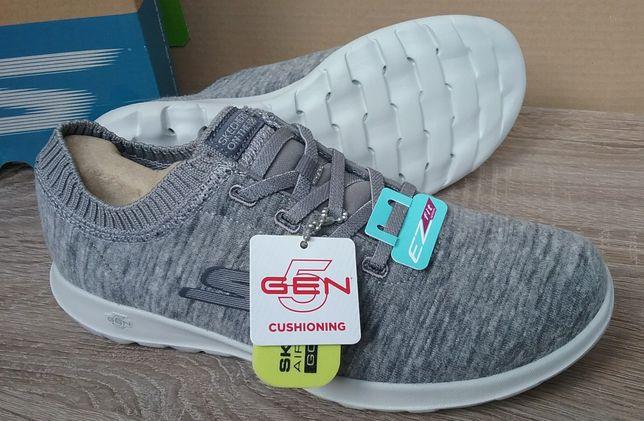 Skechers Women's Go Walk Lite-15460 Sneaker