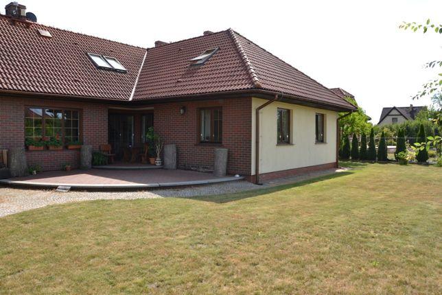 Piękny dom z klimatem wśród zieleni pod Lubinem