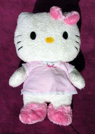 Peluche guarda-pijamas de criança 45cm da Hello Kitty (NOVO SEM USO)