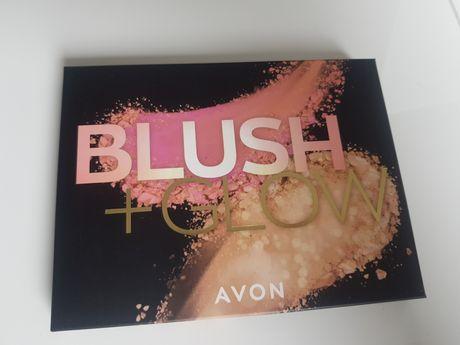 Paletka Avon Blush + Glow